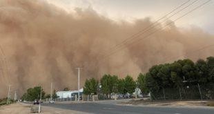 furtuna de praf australia